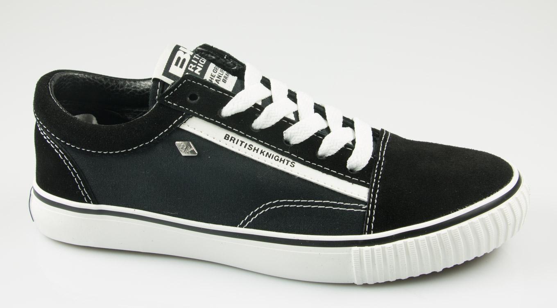 Schuhe schwarz BK British Knights